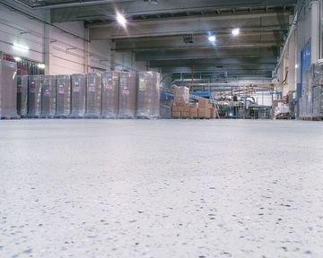 Garagen- und Industriebeschichtung